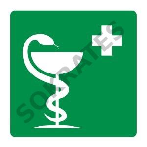 Znaki medyczne